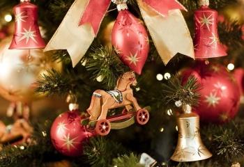 Украшения для новогодней елки 2014