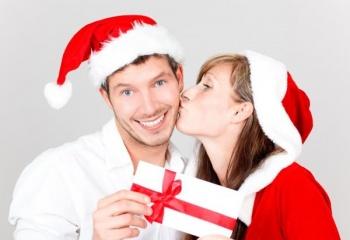 В порыве нежности: новогодний подарок любимому