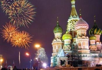 Новогодние каникулы 2014: чем заняться на праздниках в Москве