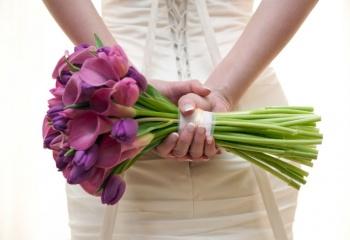 Поймать букет - счастливая примета для подружки невесты