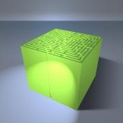 Як знайти діагональ грані куба