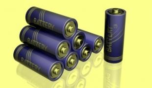 Как зарядить батарейки.