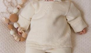 Вязаная Кофта Для Новорожденного С Доставкой