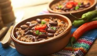 Май 10...  Мексиканская кухня такая же неожиданная, как темперамент мексиканца.